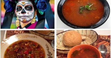 Мексиканский суп с фасолью и кукурузой — 4 рецепта супа по-мексикански