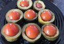 Маринованные кабачки с помидорами на зиму — вкусный рецепт в банках