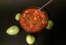 Салаты из зеленых помидоров на зиму — очень вкусные рецепты